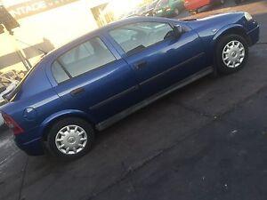 2002 Holden Astra Sedan Oakleigh Monash Area Preview