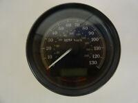 Drag Specialties Electronic KM//H Speedo Tach Speedometer Tachometer 96-03 Harley