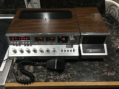 Cobra 2000 GTL CB Radio With Speaker and Mic Dynascan Corp