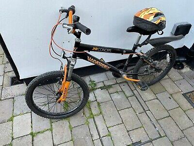 Concept Wolverine 16inch Kids Bike Purple