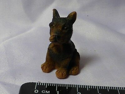 1:12 Scale Resin  Dog d31 Dolls House Miniature Pet Accessory