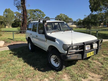 Toyota Landcruiser 80 series Sutherland Sutherland Area Preview