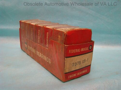 1960 - 76 Chrysler Dodge Plymouth 170 198 225 Valiant Dart Rod Bearing Set 001