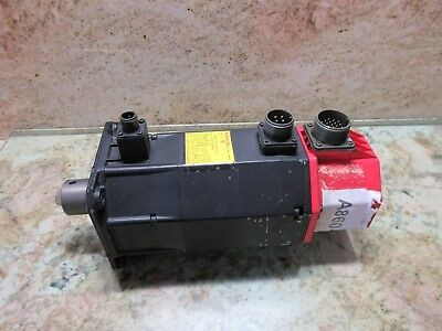 Fanuc Ac Servo Motor Model 0s A06b-0313-b141 A860-0326-t101 Cnc Warranty