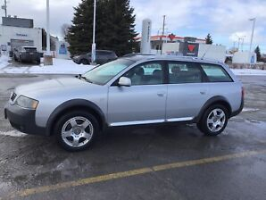2001 Audi Allroad Quattro - Low K's. Immaculate