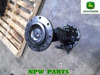 John Deere 450046004700 Right Rear Axle Housing With Axle Lvu800605m808447