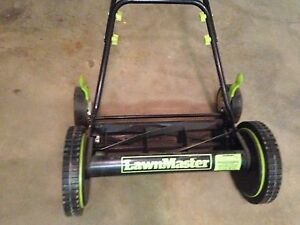 "LawnMaster 16"" Reel Push Mower"