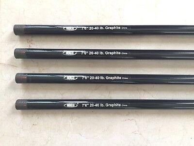 "CRB 7/'6/"" Medium Color Series Rod Blank IS761M"