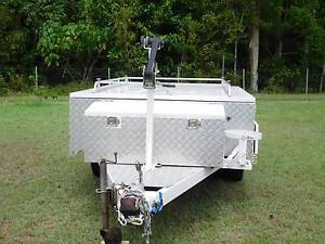 2011 Hard Floor Camping Trailer- Excellent Condition!!! Tully Heads Cassowary Coast Preview