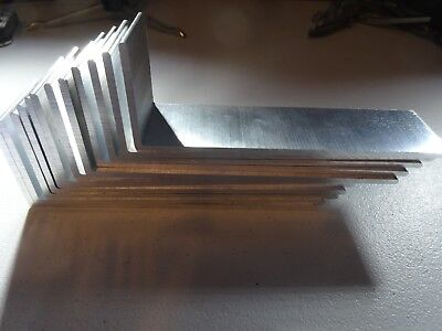2 X 6 Aluminum Angle 18 Thick 1 12 In Length 12 Pieces