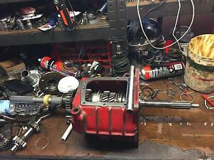 Wanted Aussie 4 speed gearboxes in any condition Belfield Canterbury Area Preview