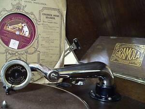 GRAMOLA by The Gramophone Company 1920's era Kippa-ring Redcliffe Area Preview