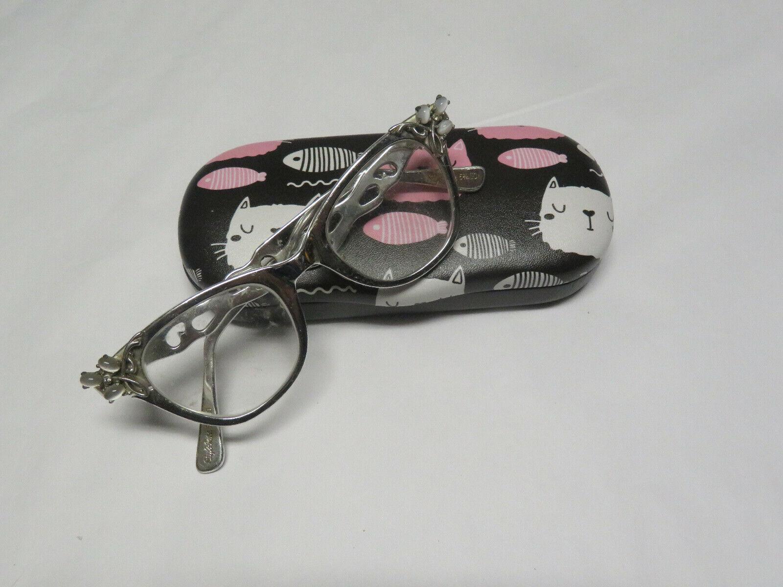 Gotta Love Your Cat s Stylish Trending Cat, Feline Eyeglass Cases BIK - $8.95
