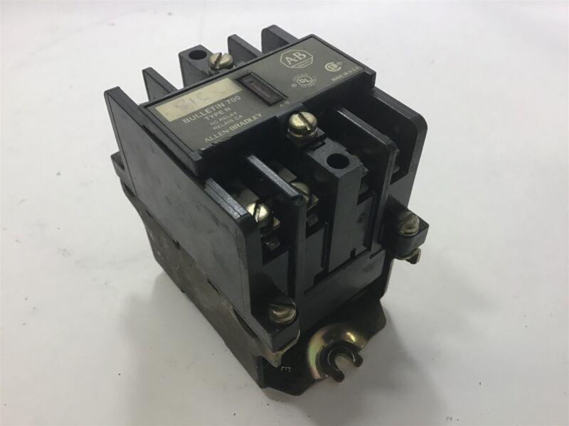 ALLEN-BRADLEY 700-N400A1 AC RELAY