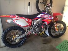 2004 honda crf 450r Victoria Point Redland Area Preview