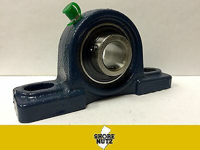12 Pillow Block Bearing Ucp201-8 Solid Foot P201