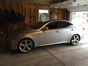Lexus IS350 90kms