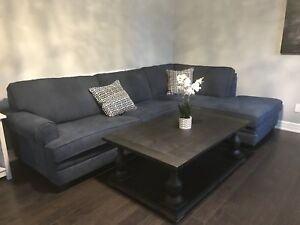 Barely Used Sectional Couch!