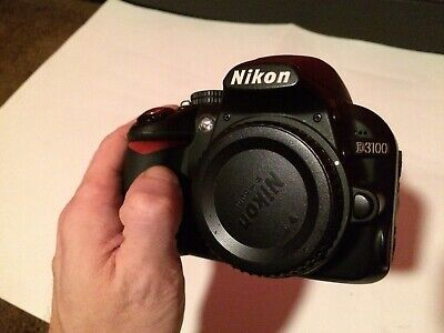 Nikon D3100 With Two Lenses And Extras
