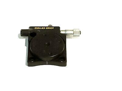Melles Griot 132206 Stage Platform Positioner Micrometer