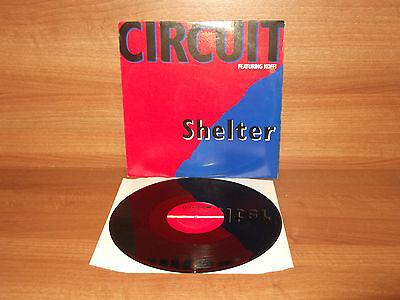 Circuit Featuring Koffi   Shelter   3 Mixes     12 Vinyl Ep   12 Cir 1