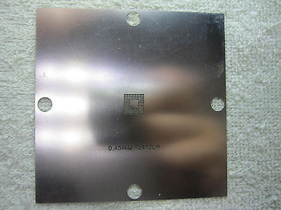 80x80 17x Nvidia Stencils Template GO6800 GO7900 GO6200