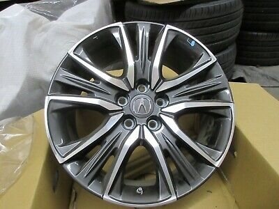 "2018-2020 Acura RLX Factory 19"" Alloy Wheel Advance Hybrid OEM 42800-TY3-A81"