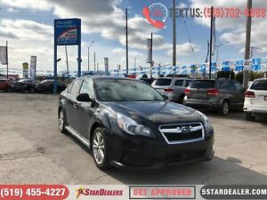 2013 Subaru Legacy 2.5i Limited Pkg | NAV | LEATHER | ROOF | CAM