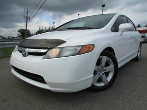 2007 Honda Civic LX MAN. A/C CRUISE MAGS!!!
