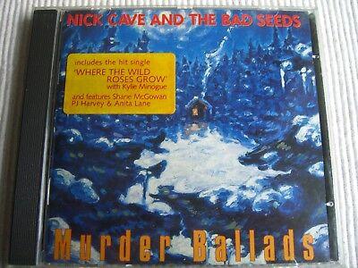 NICK CAVE & THE BAD SEEDS - MURDER BALLADS ( 1996 )  (Murder Ballads)