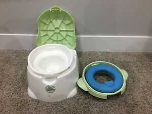Potty, Convertible - $15