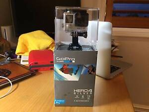 GoPro Hero 4 Silver Edition Mount Ommaney Brisbane South West Preview