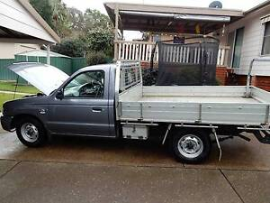 2005 Mazda B2600 Ute Fennell Bay Lake Macquarie Area Preview