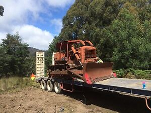 Wanted dozers, excavators, tractors ect ect Hobart CBD Hobart City Preview