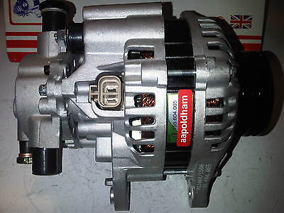 MITSUBISHI L200 25 4D56 TURBO DIESEL BRAND NEW ALTERNATOR  VAC PUMP 1998 2006