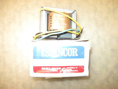 Essex Stancor P-6467 Filament Transformer Primary 117 V 50-60hz Sec 5 V Ct 3 A