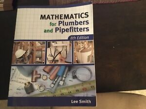 NBCC math book for plumbers and pipe fitters
