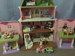 Fisher Price Loving Family Dollhouse, Dolls + Furniture Jimboomba Logan Area Preview