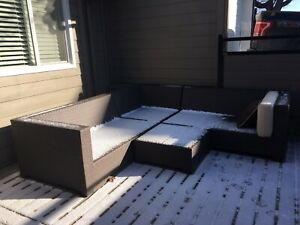 Sectional Patio Set