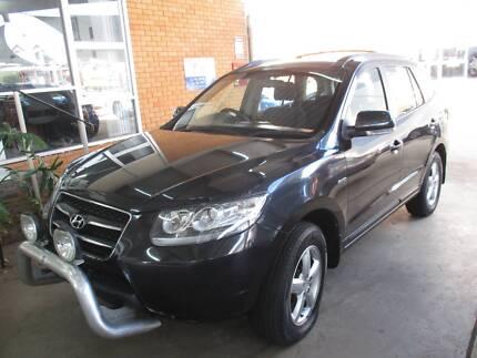 2009 Hyundai Santa Fe SX