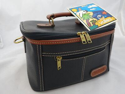 Bolso neceser de viaje en oferta marca Valisa con correa bandolera