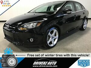 2014 Ford Focus Titanium REMOTE START, LEATHER, SUNROOF