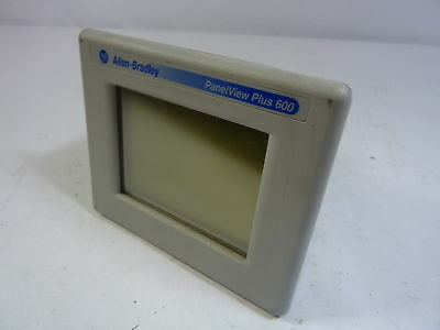 Allen-bradley 2711p-t6m5d Panelview Plus 600 Touch Used
