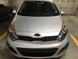 2013 Kia Rio Hatchback - Great condition, New MVI!