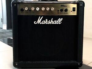 Marshall MG15CD Guitar Amp