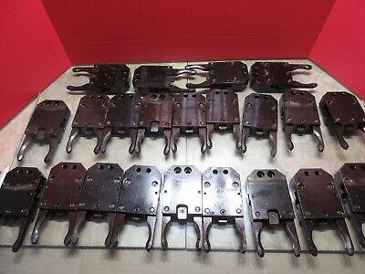 Takisawa Mac-v4 Cnc Mill Atc Tool Changer Carousel Pod Pods Finger Lot Of 3