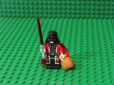 Lego Star Wars Santa Darth Vader Minifigure 75056 Advent Christmas
