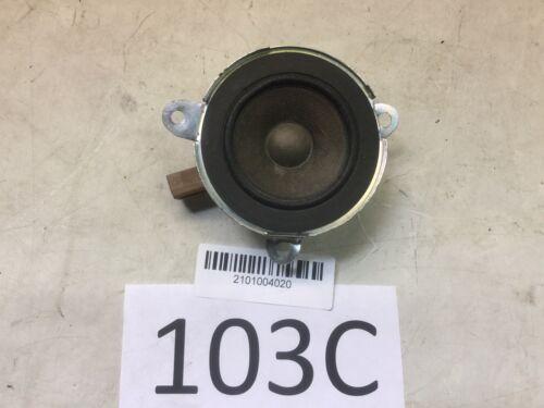 08-13 INFINITI G37 FRONT LEFT DOOR SOUND AUDIO TWEETER SPEAKER OEM KZ 103C I.