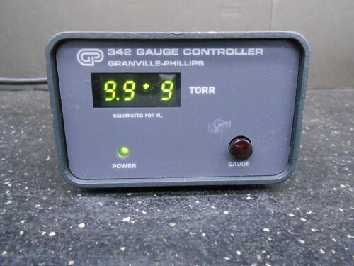 Granville Phillips 342022 342 Micro Ion Gauge Controller