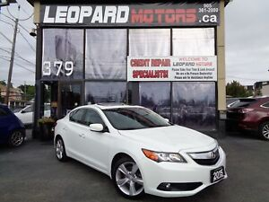2015 Acura ILX Dynamic,Navigation,Camera,Leather*No Accident*
